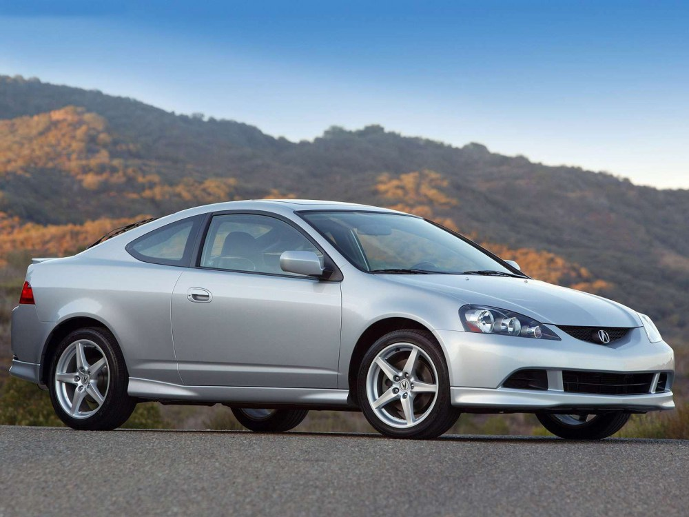 medium resolution of 2005 acura rsx type s photo 1