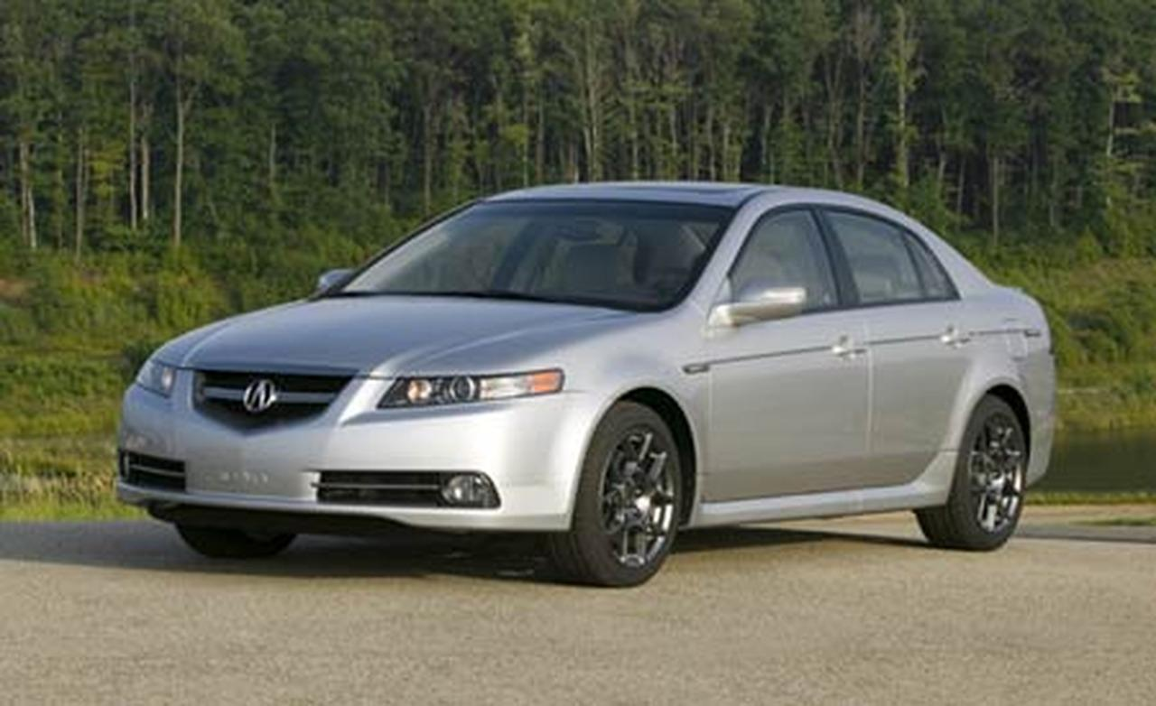 hight resolution of 2007 acura tl type s photo 12