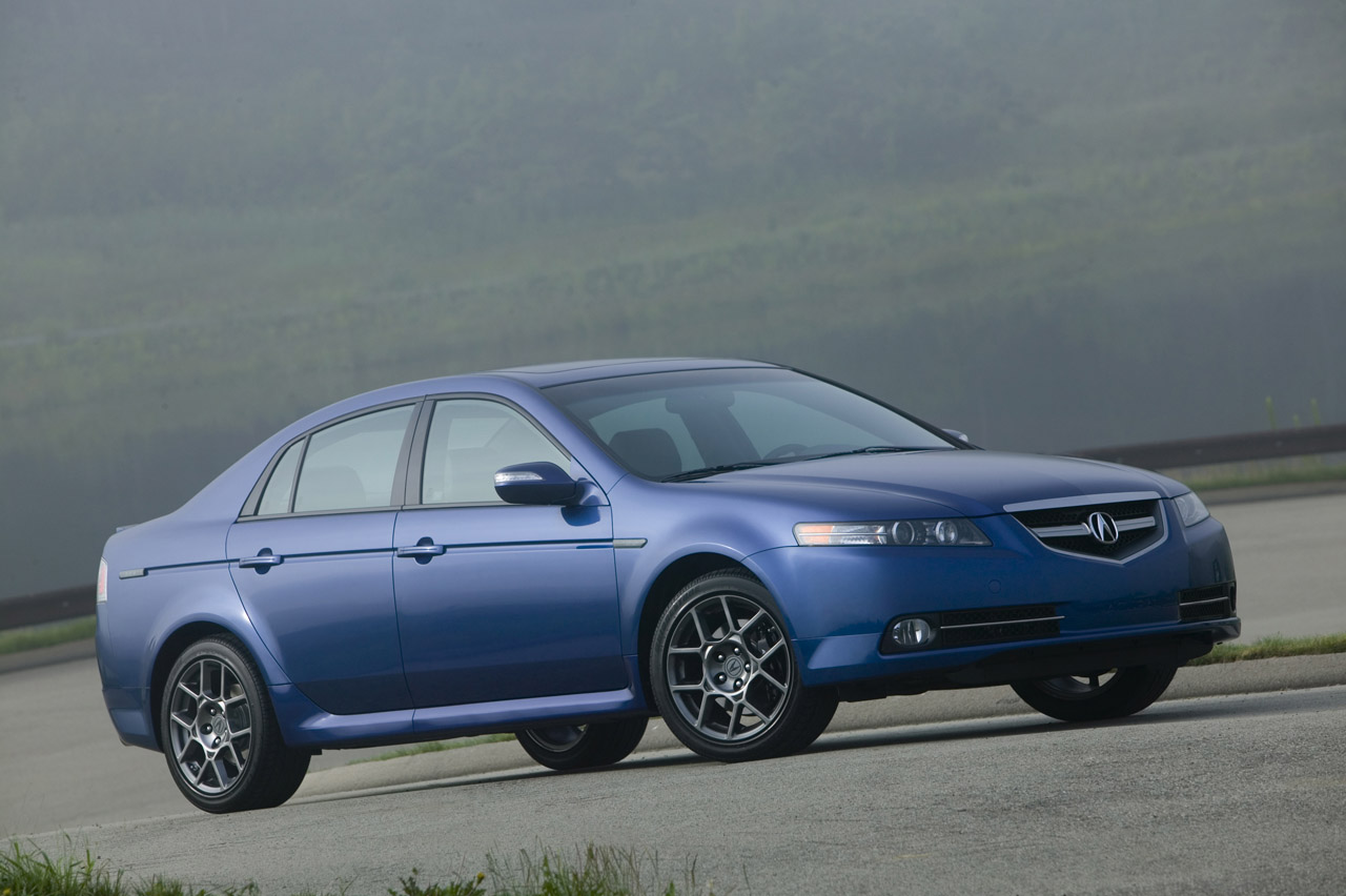 hight resolution of 2007 acura tl type s photo 3