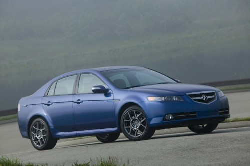 small resolution of 2007 acura tl type s photo 3