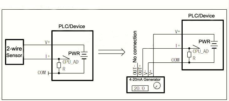 4-20mA Current Signal Generator Kit