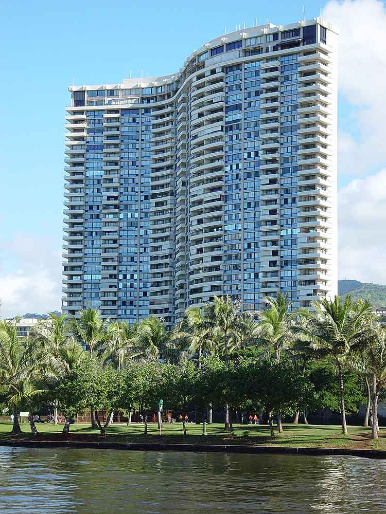 Marco Polo Honolulu Hawaii Condo By