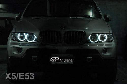 LED Ring Marker Light for BMW E53E65E66 E60E61 E39
