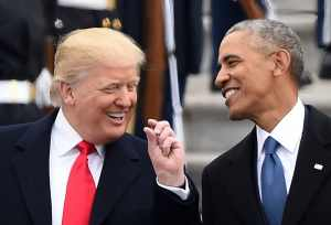 Gallup Poll: Trump, Obama Tie As Most Admired Man