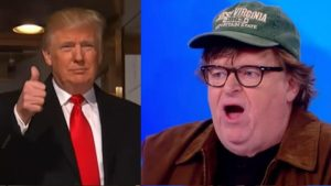 Michael Moore: Trump Will Win Re-Election In 2020