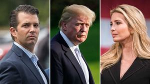 GOP Voters Eye Trump Kids For 2024 Presidential Vote