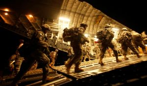 """US Army Notifies Iraq It Is Preparing To """"Move Out"""""""