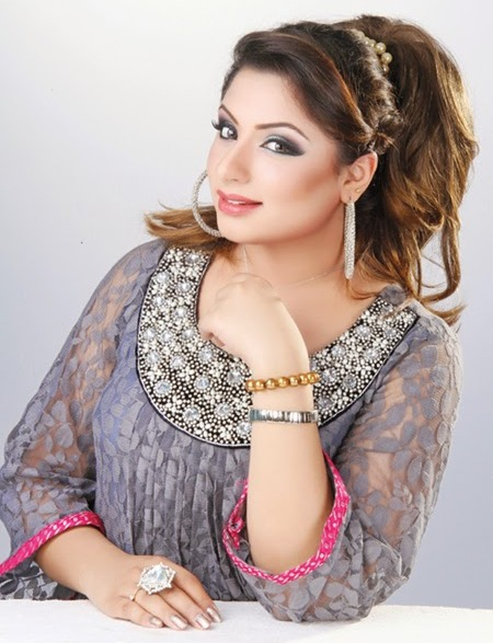Maria Zahid Pakistani hot actress