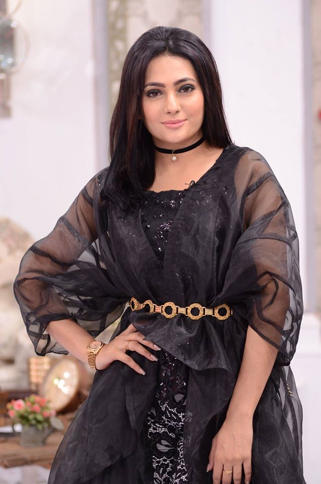 Suzain Fatima Pakistani actress