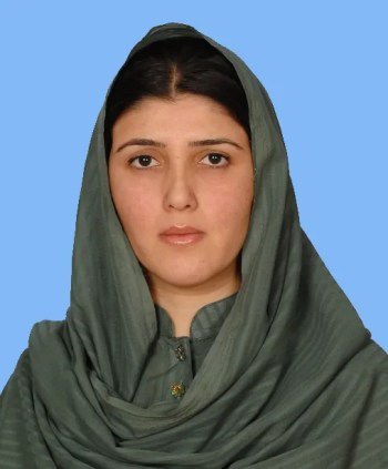 Ayesha Gulalai Wazir Height, Weight, Age