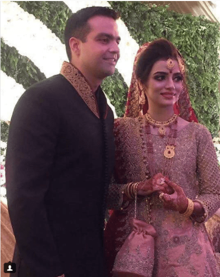 Ayesha Khalid Marriage Wedding Pictures, Video Engagement