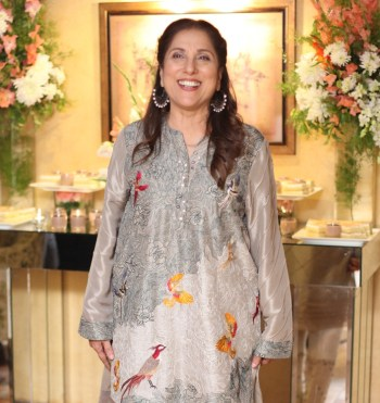 Samina Peerzada Height, Weight, Age
