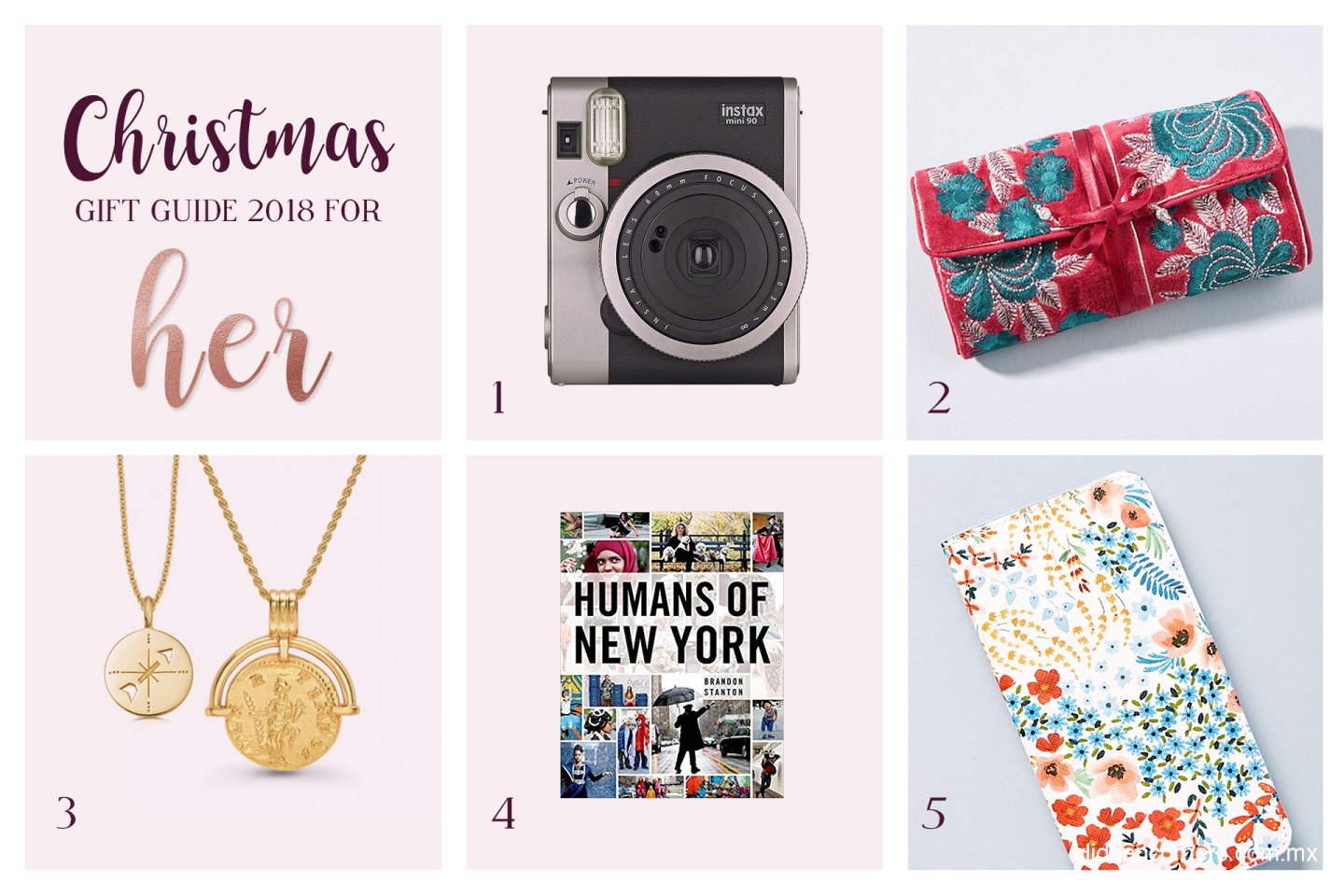 Christmas Gifts 2018 For Her.Christmas Gift Guide 2018 For Her Hidden Corners