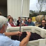 Barrel Tasting Oct 2014 P3