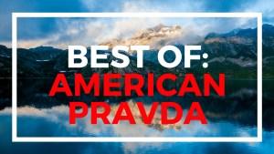 NEW VIDEO: Best of #AmericanPravda – CNN is Fake News