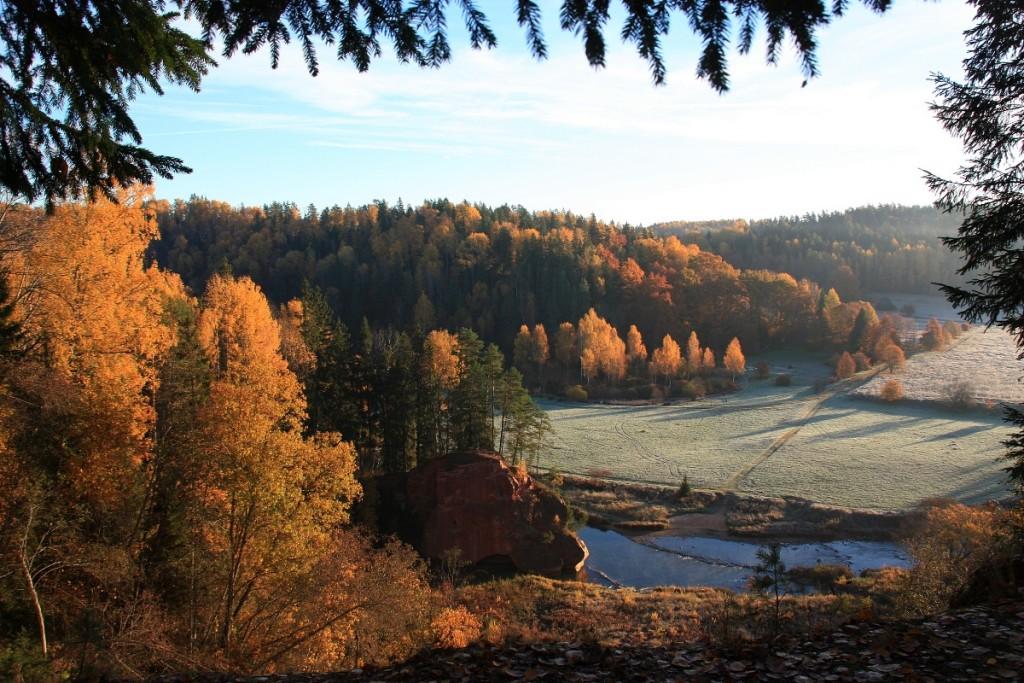 beauty of eastern europe latvia