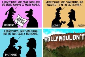 hollywood serious problem of sexual abuse