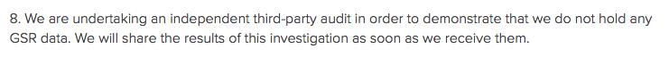 Cambridge Analytica Data Breach
