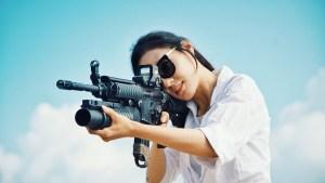 merriam webster change assault rifle