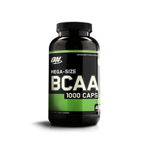 BCAAs supplement workout