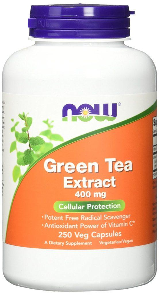 Green Tea Extract men supplementation