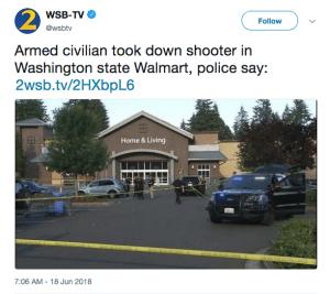 News Compilation gun control