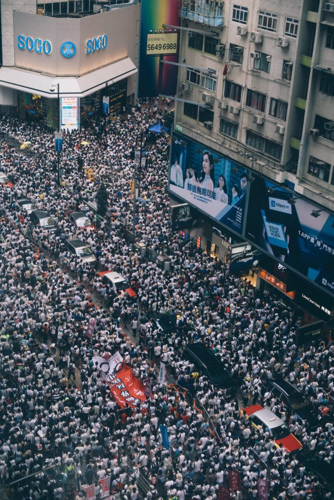 Hong Kong Protests Extradition