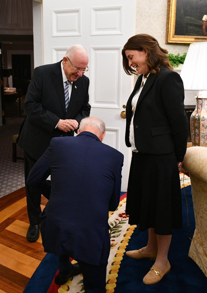 Biden Bows To Foreign Leaders