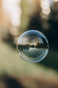 Everyone Needs To Be In A Bubble