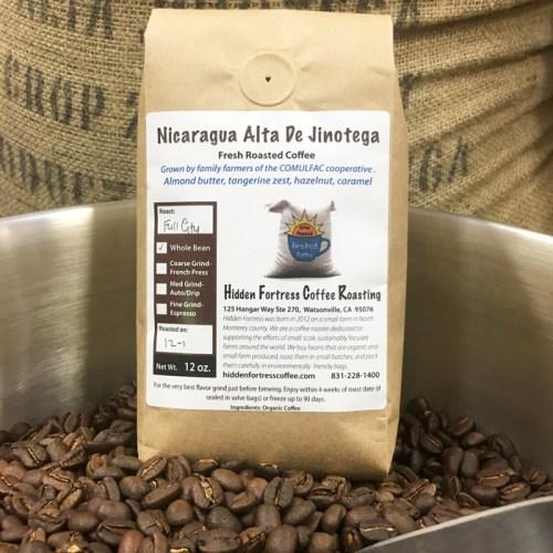 Nicaragua Alta De Jinotega Coffee