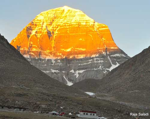 Edgar Cayce Was Right: The HALL OF RECORDS is the Single Most Important Discovery of the Millennium Mount-kailash-gold