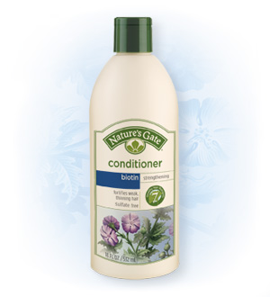 Nature's Gate Biotin Conditioner