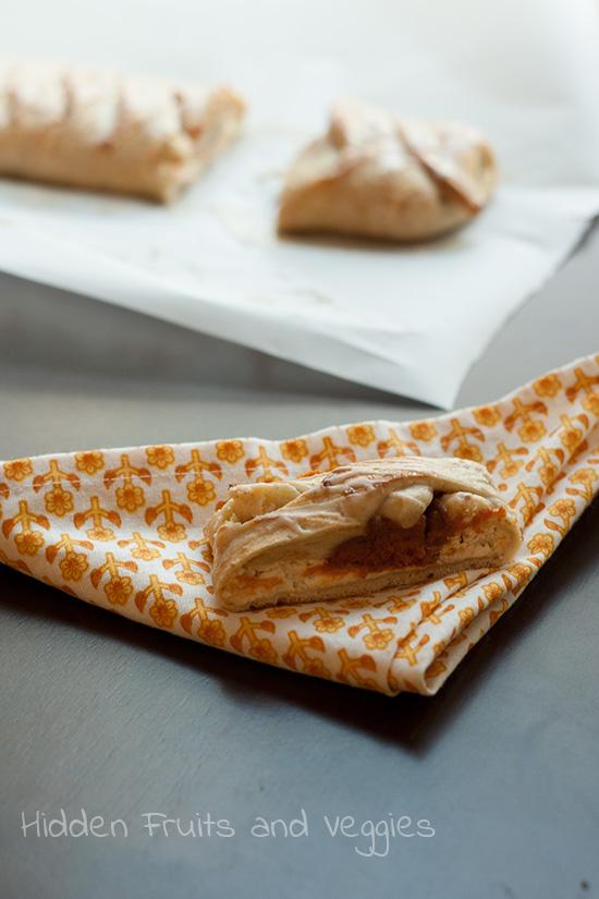 Pumpkin Cream Cheese Braid