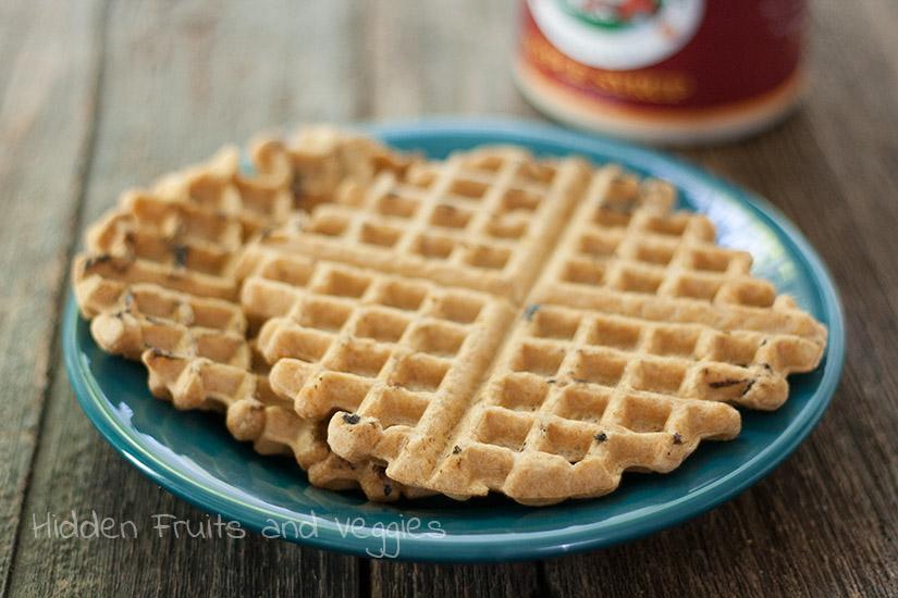 Whole Wheat Waffle (Vegan)