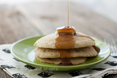 Microwave Pancakes