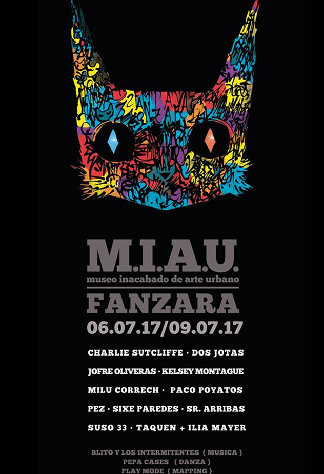 MIAU festival at Fanzara (spain)