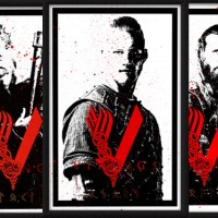 """Vikings"" prints by Noa"