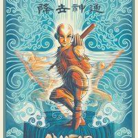"""Avatar: The Last Airbender"" by César Moreno"