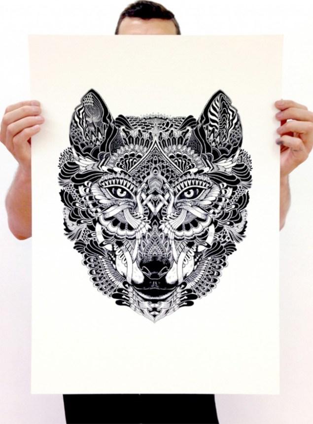 SURVIBE PROJECT print by JOAN TARRAGÓ width=