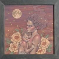 """Clare de Lune"" by Audrey Kawasaki"