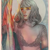 """Resonate"" new print by Martine Johanna"