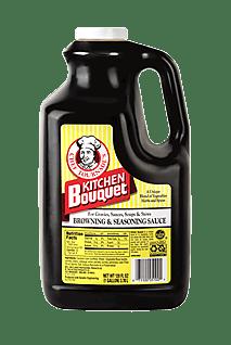 Kitchen Bouquet Browning  Seasoning Sauce  Hidden