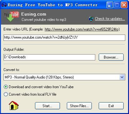 online mp3 audio converter