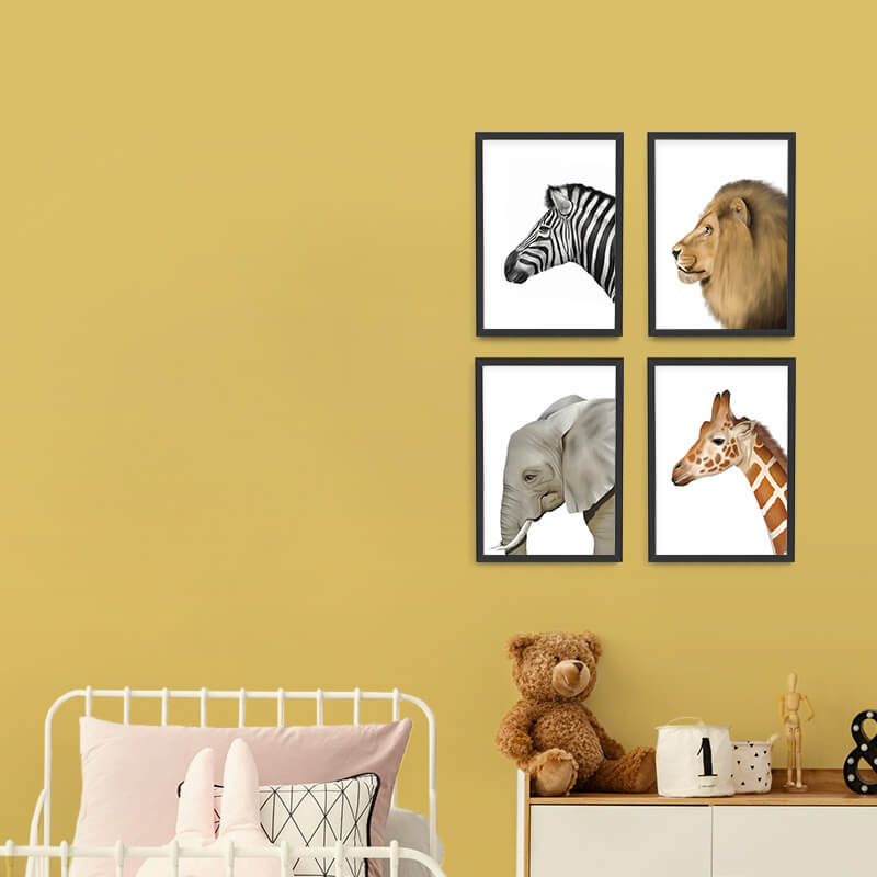 nursery wall art prints