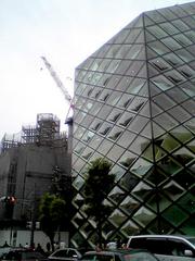 PRADA青山ビル 建築 Hidemi Shimura