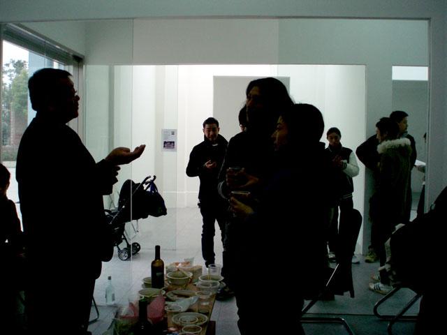 """アートイベントしました Art event """"Innovative Stream"""" at Bandao1919 has just finished 私のアートイベント報告, アート ART Hidemi Shimura"""