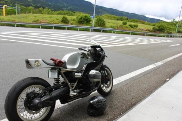 BMWカスタムプロジェクト ヒデモのR9T