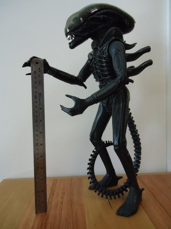 1979 kenner alien action figure
