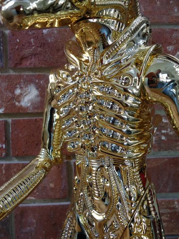 2015 Gentle Giant Gold ALIEN