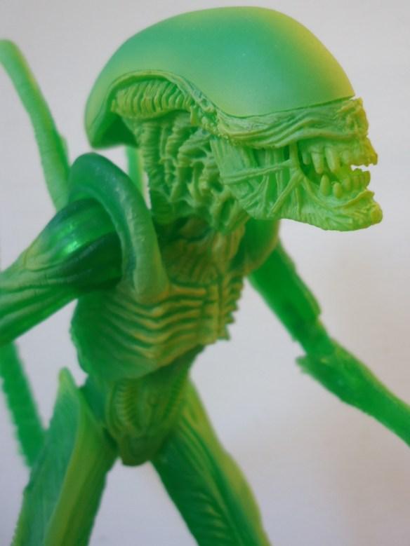 NECA AvP Thermal Vision Warrior Alien